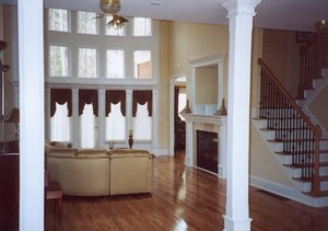 Interior Photo image of Westover House Plan